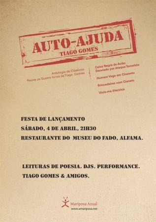 Convite Lançameto Auto-Ajuda